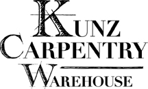 Kunz Carpentry Warehouse