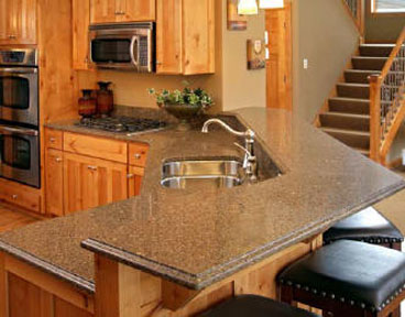 Quartz Countertops - Kunz Carpentry