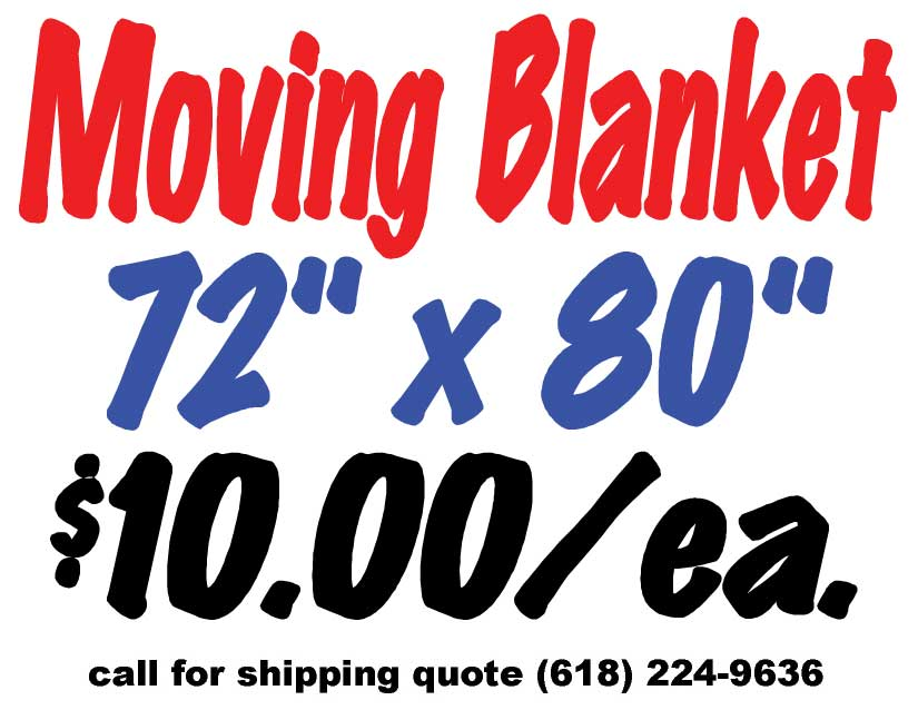 Moving Blankets Furniture Pads Kunz Carpentry - Furniture pads for moving